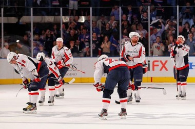 Washington Capitals v New York Rangers - Game Seven
