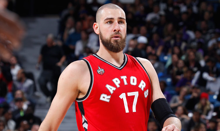 Many People Are Wondering Where Jonas Valanciunas Fits in to the NBA's Eastern European Crime Syndicate