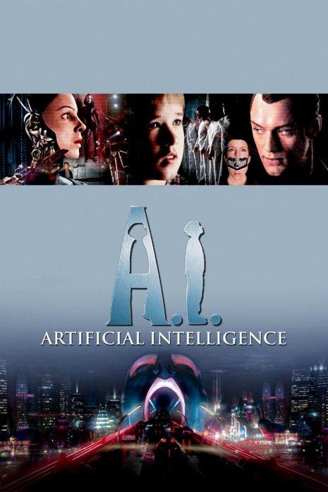 AI Artificial Intelligence_1400x2100