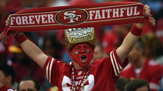 Washington Redskins v San Francisco 49ers